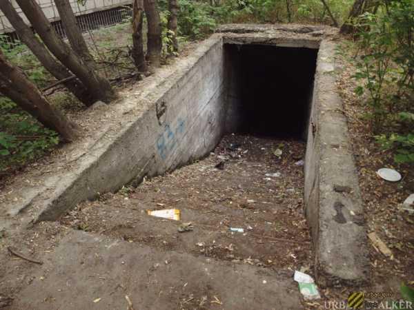 старые бункеры фото было чисто, висели